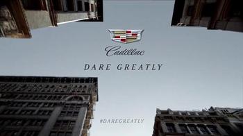Cadillac TV Spot, 'The Arena: Dare Greatly' - Thumbnail 10