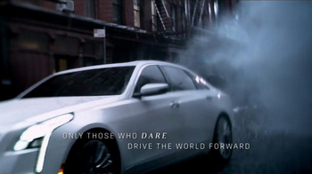 Cadillac TV Spot, 'The Daring: Piano' - Thumbnail 8