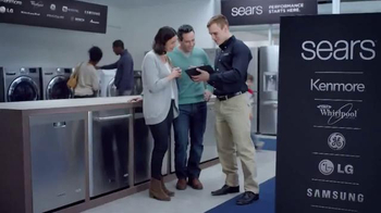 Sears Appliances TV Spot, 'When Life Happens' - Thumbnail 1