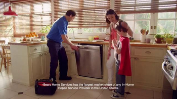 Sears Appliances TV Spot, 'When Life Happens' - Thumbnail 7