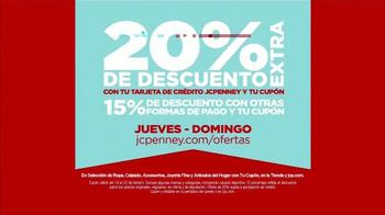 JCPenney Gran Venta con Descuentos Extras TV Spot, 'Polos' [Spanish] - Thumbnail 2