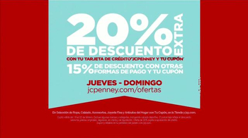 JCPenney Gran Venta con Descuentos Extras TV Spot, 'Polos' [Spanish] - Thumbnail 3
