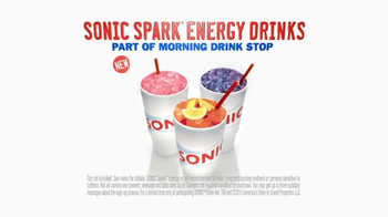 Sonic Drive-In Spicy Super Crunch Chicken Strips TV Spot, 'Not Your Mom's' - Thumbnail 9