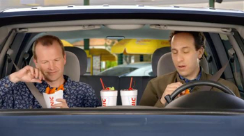 Sonic Drive-In Spicy Super Crunch Chicken Strips TV Spot, 'Not Your Mom's' - Thumbnail 2