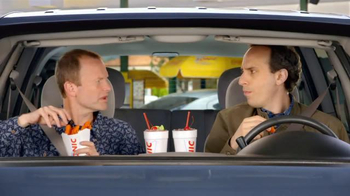 Sonic Drive-In Spicy Super Crunch Chicken Strips TV Spot, 'Not Your Mom's'