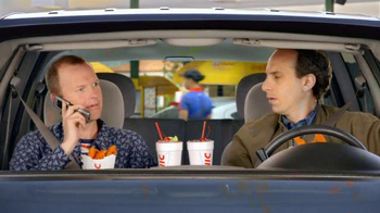 Sonic Drive-In Spicy Super Crunch Chicken Strips TV Spot, 'Not Your Mom's' - Thumbnail 6