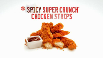 Sonic Drive-In Spicy Super Crunch Chicken Strips TV Spot, 'Not Your Mom's' - Thumbnail 8