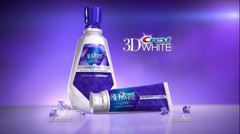 Crest 3D White Luxe Diamond Strong TV Spot, 'Delete It' - Thumbnail 4