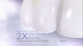 Crest 3D White Luxe Diamond Strong TV Spot, 'Delete It' - Thumbnail 6