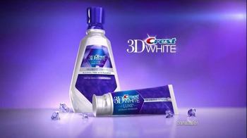 Crest 3D White Luxe Diamond Strong TV Spot, 'Delete It' - Thumbnail 7
