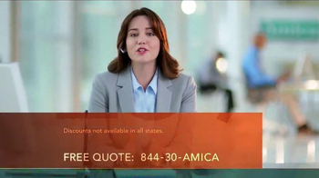 Amica Mutual Insurance Company TV Spot, 'Toy Plane' - Thumbnail 8