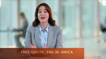 Amica Mutual Insurance Company TV Spot, 'Toy Plane' - Thumbnail 9