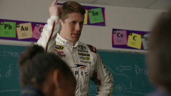 NASCAR Acceleration Nation TV Spot, 'Ice Cream' Featuring Carl Edwards - Thumbnail 8