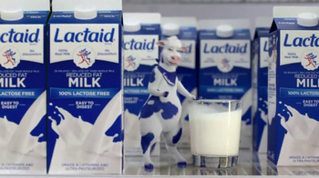 Lactaid Milk TV Spot, 'Don't Forget the Milk' - Thumbnail 6