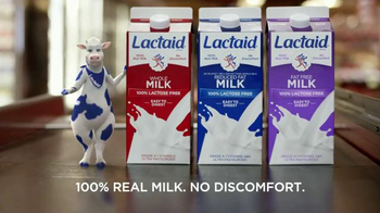 Lactaid Milk TV Spot, 'Don't Forget the Milk' - Thumbnail 9