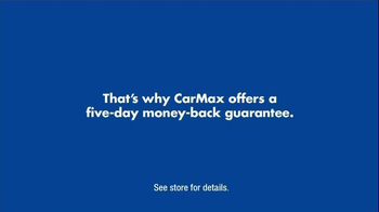 CarMax TV Spot, 'Be Reeeally Sure' - Thumbnail 6