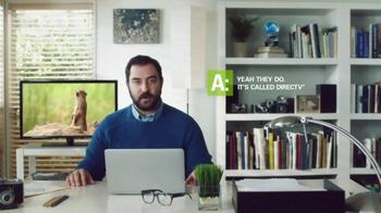 CenturyLink DirecTV Choice Package TV Spot, 'Do They Do TV?' - Thumbnail 2