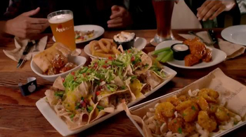 Applebee's Bar Snacks TV Spot, 'Great Night Out' - Thumbnail 9