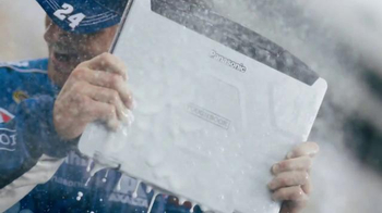 Panasonic Semi-rugged Toughbook 54 TV Spot, 'NASCAR' Featuring Jeff Gordon - Thumbnail 7