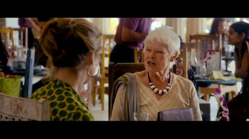 The Second Best Exotic Marigold Hotel - Alternate Trailer 2