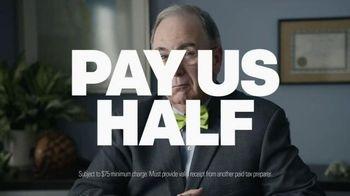H&R Block TV Spot, 'Get Your Billions Back, America: 50% Offer'