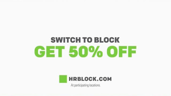 H&R Block TV Spot, 'Get Your Billions Back, America: 50% Offer' - Thumbnail 9