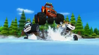 Blaze and the Monster Machines: Blaze of Glory DVD TV Spot - Thumbnail 5