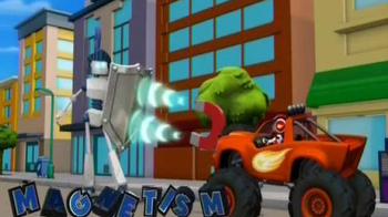Blaze and the Monster Machines: Blaze of Glory DVD TV Spot - Thumbnail 7