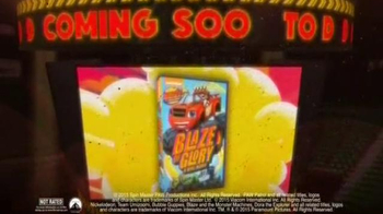 Blaze and the Monster Machines: Blaze of Glory DVD TV Spot - Thumbnail 8