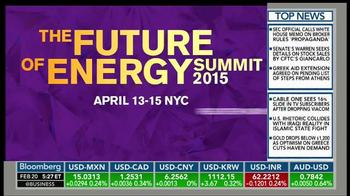 2015 The Future of Energy Summit TV Spot, 'Looking Forward' - Thumbnail 9