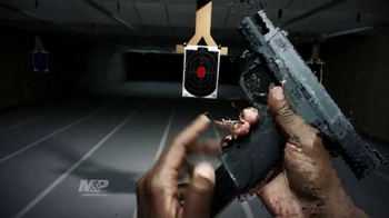 Smith & Wesson M&P Pistol TV Spot, 'Experience' - Thumbnail 2