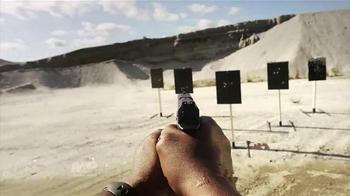 Smith & Wesson M&P Pistol TV Spot, 'Experience' - Thumbnail 4