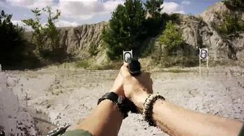 Smith & Wesson M&P Pistol TV Spot, 'Experience' - Thumbnail 5
