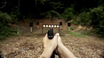 Smith & Wesson M&P Pistol TV Spot, 'Experience' - Thumbnail 6