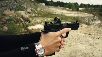 Smith & Wesson M&P Pistol TV Spot, 'Experience' - Thumbnail 7