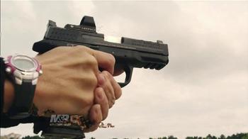 Smith & Wesson M&P Pistol TV Spot, 'Experience' - Thumbnail 9