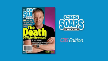 CBS Soaps in Depth TV Spot, 'Game Changing Tragedy' - Thumbnail 4