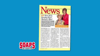 CBS Soaps in Depth TV Spot, 'Game Changing Tragedy' - Thumbnail 5