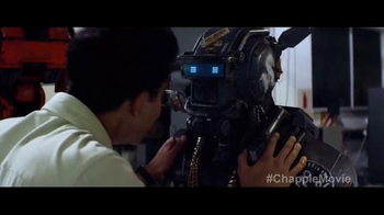 Chappie - Alternate Trailer 13