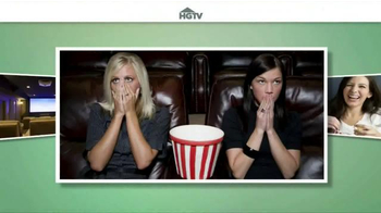 HGTV Home Theaters TV Spot, 'Cinematic Experience' - Thumbnail 3