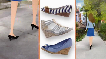Payless Shoe Source Style and Comfort Sale TV Spot, 'What Could Be Better?' - Thumbnail 4