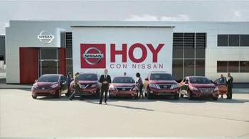 Nissan Bono Festivo TV Spot, 'Día del Presidente' [Spanish] - Thumbnail 3
