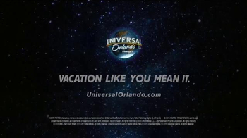 Universal Orlando Resort TV Spot, 'Epic' Song by KONGOS - Thumbnail 6