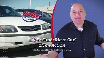 Tax Refund Equals Nicer Car thumbnail