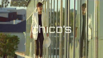 Chico's So Slimming Collection TV Spot, 'Love Life' - Thumbnail 9