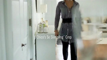 Chico's So Slimming Collection TV Spot, 'Love Life' - Thumbnail 8
