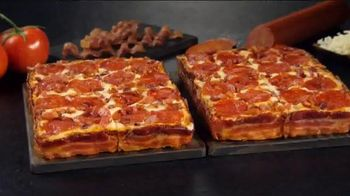 Little Caesars Pizza Bacon Wrapped Crust TV Spot, 'Small-Town Pizza Lawyer' - Thumbnail 1