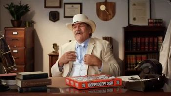 Little Caesars Pizza Bacon Wrapped Crust TV Spot, 'Small-Town Pizza Lawyer' - Thumbnail 9