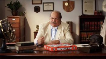 Little Caesars Pizza Bacon Wrapped Crust TV Spot, 'Small-Town Pizza Lawyer'
