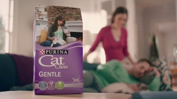 Purina Cat Chow Gentle TV Spot, 'Adjustments' - Thumbnail 9